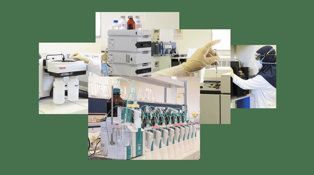 عکس های آزمایشگاه آزما نانو سیستم