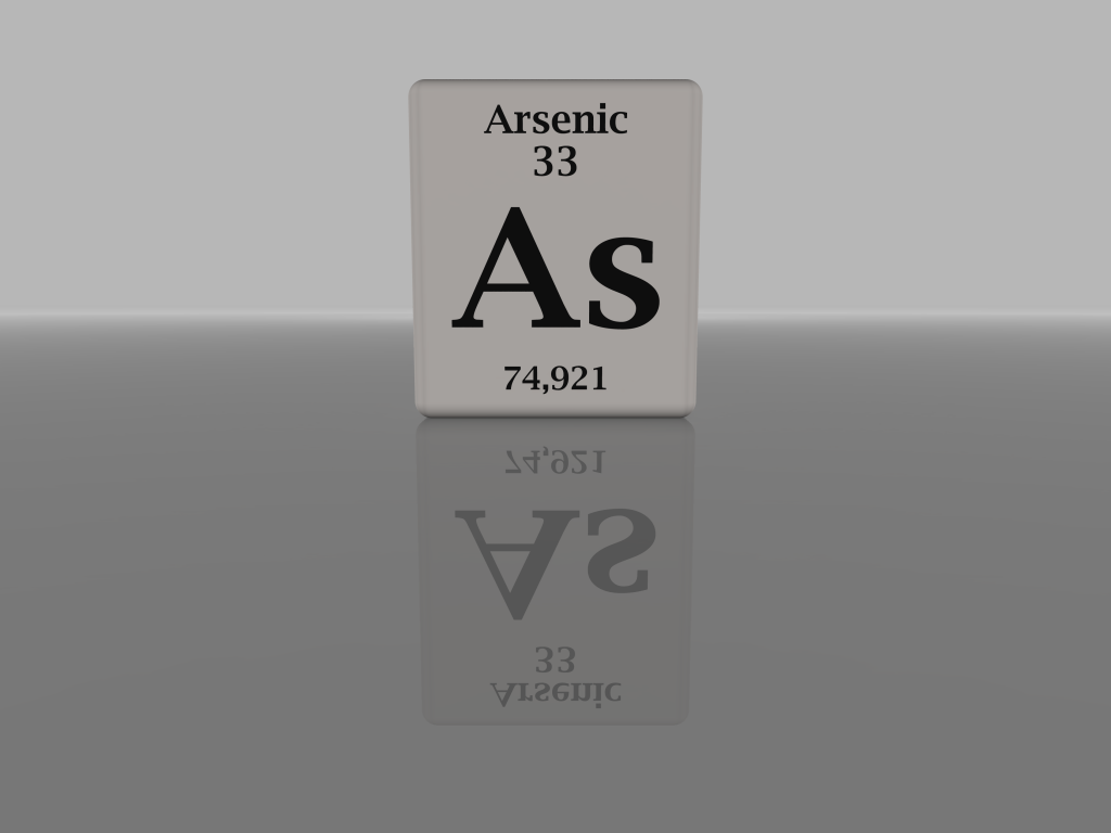 آرسنیک چیست؟